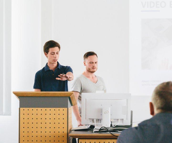 Designblick presentation