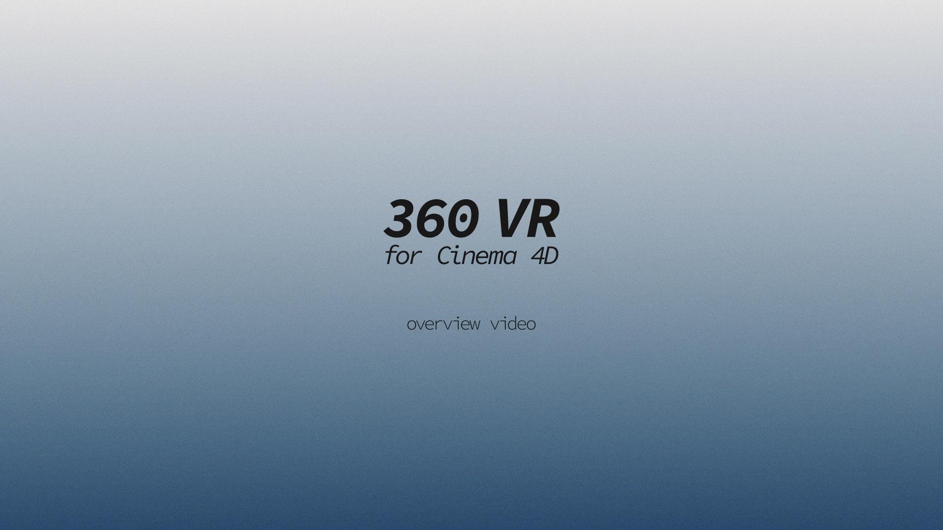 360 Vr For Cinema 4d Leupsi