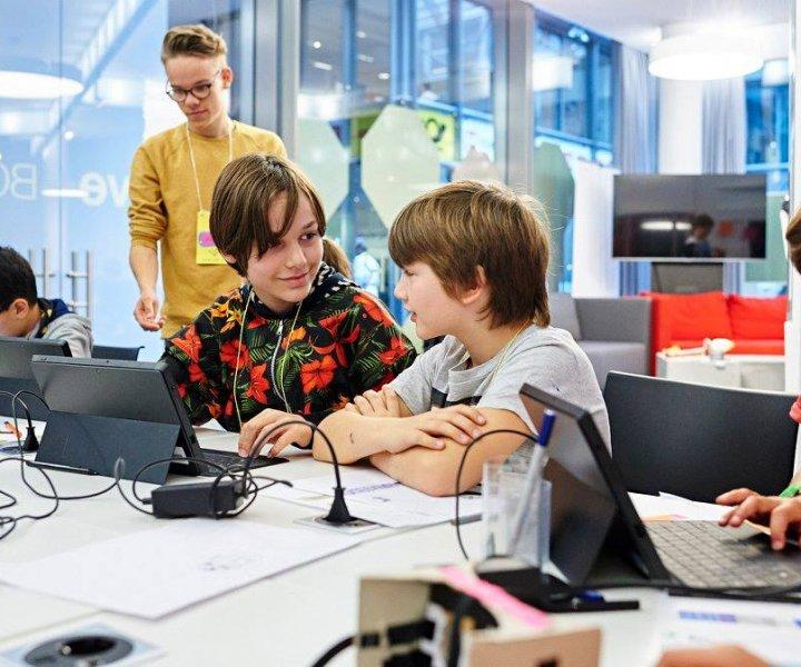 Junior Lab Berlin & Lörrach