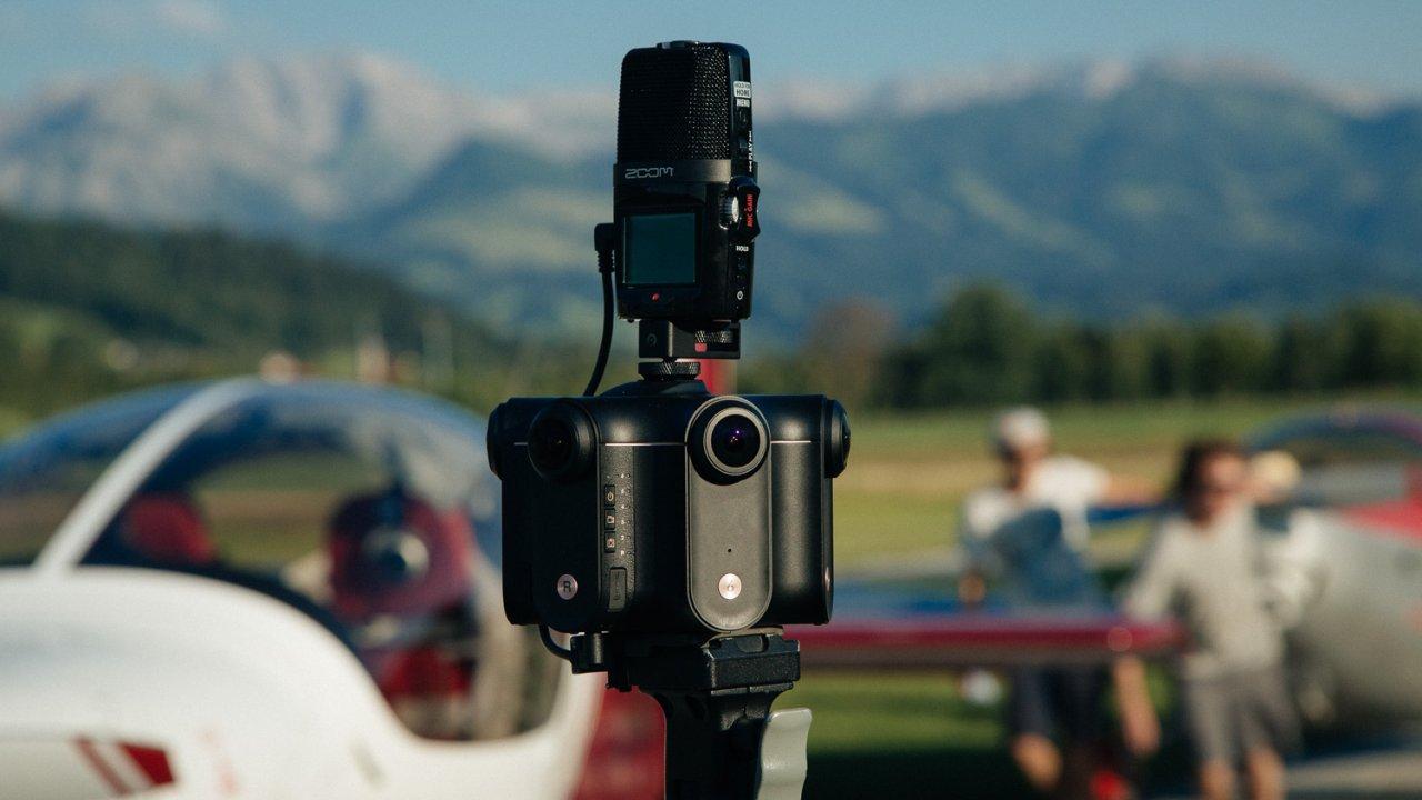 360° Commercial for SkyClub Austria