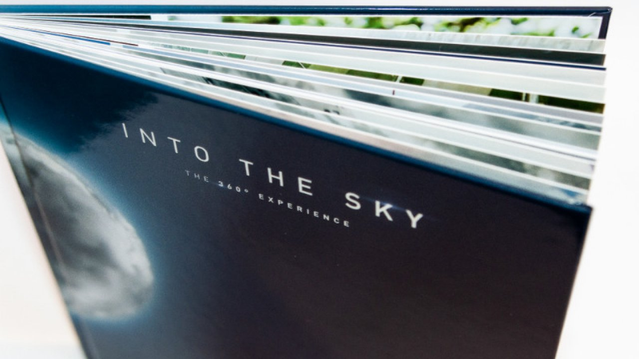 Into the Sky – Making-of Impressions by Saal-Digital